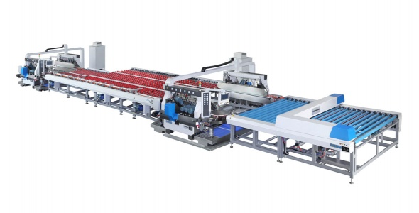 ZXI-SZM Automatic Supper Speed Double Edger Line
